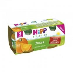 Hipp Bio Omogenizzato Zucca 2X80g 4 Mesi +
