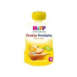 Hipp Biologico Frutta Frullata Pera E Mela 90g 6 Mesi +