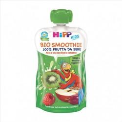Hipp Biologico Smoothies Mela Uva Kiwi Lampone 120 ml
