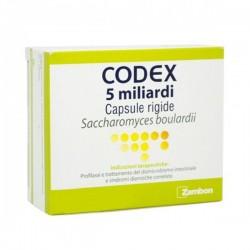 CODEX 12 compresse 5 mld 250 mg