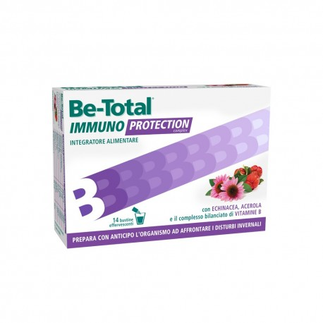 Be-Total Immuno Protection 14 bustine