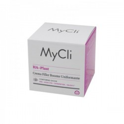 MyCli Ha-Plast Crema Filler Booster Uniformante Contorno Occhi 15 ml