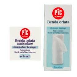 PIC DressFix benda orlata 10x5 cm